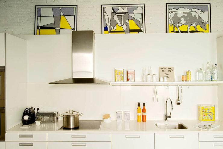 Arquitectura Interior 88 Modern style kitchen