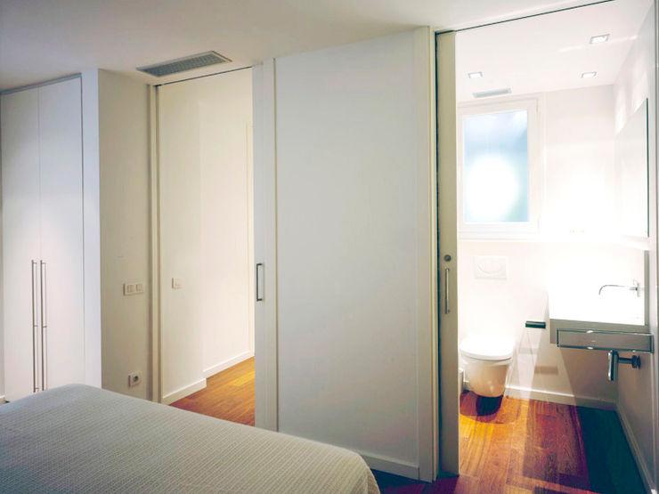 Arquitectura Interior 88 Modern style bedroom