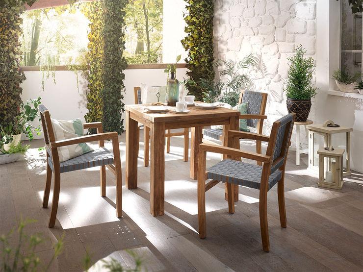 Caracas Sunchairs GmbH & Co.KG GartenMöbel Holz