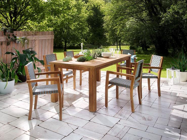 CARACAS TAPLOK MIT FACH Sunchairs GmbH & Co.KG GartenMöbel Holz