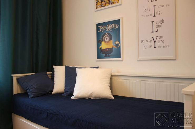 Koncepcja Wnętrz Modern Bedroom White