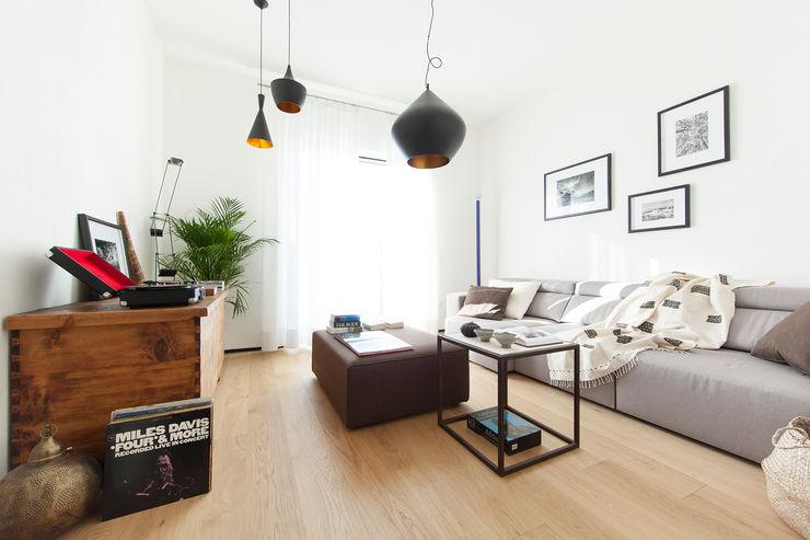 Didonè Comacchio Architects غرفة المعيشة