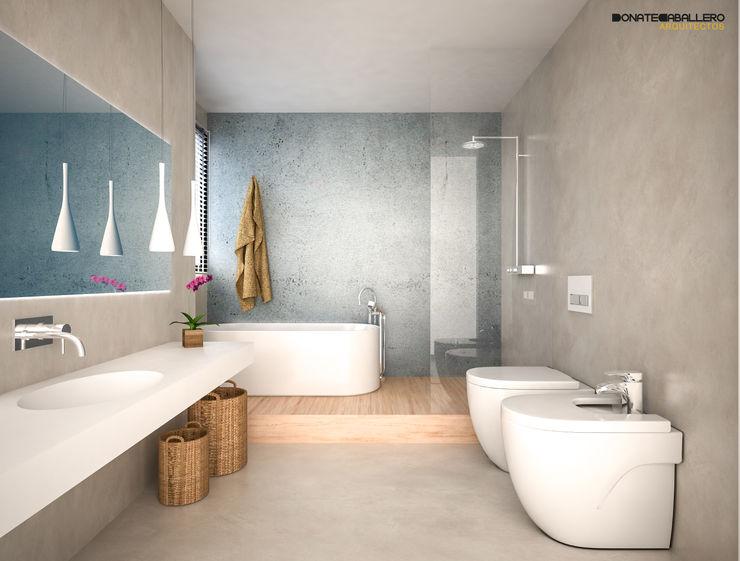 Baño DonateCaballero Arquitectos