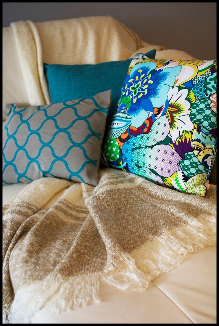Diseñadora Lucia Casanova Living roomAccessories & decoration Textile
