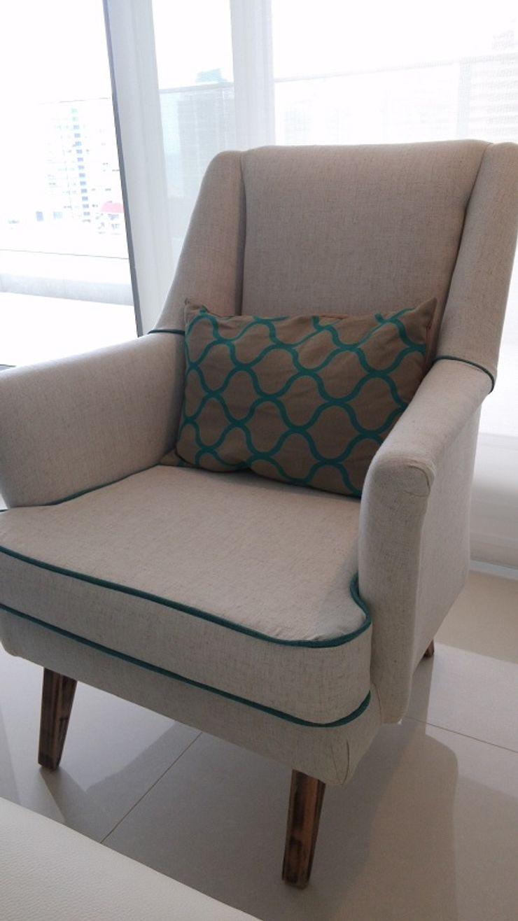 Diseñadora Lucia Casanova Living roomSofas & armchairs