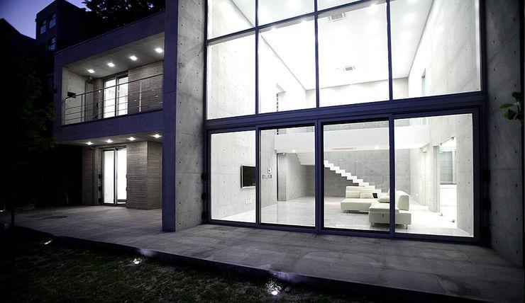 엔디하임 - ndhaim Modern houses Grey
