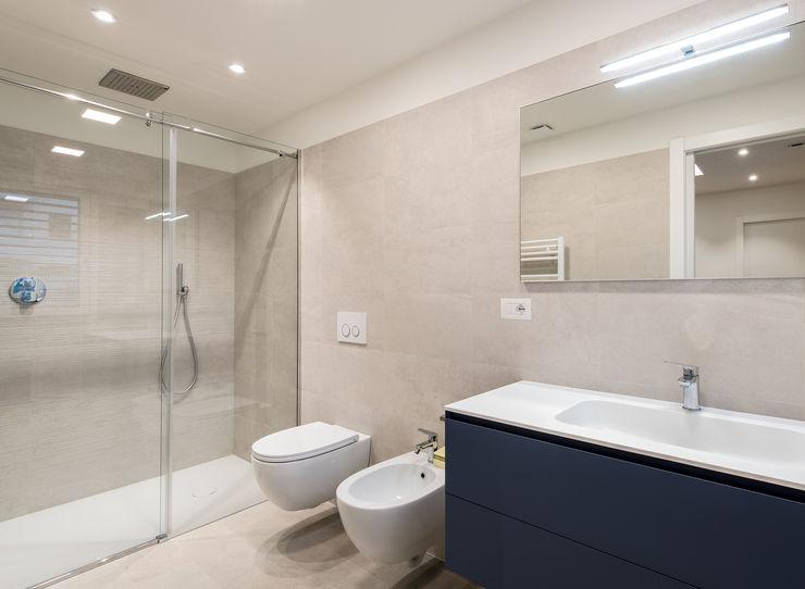 Tommaso Giunchi Architect Casas de banho modernas