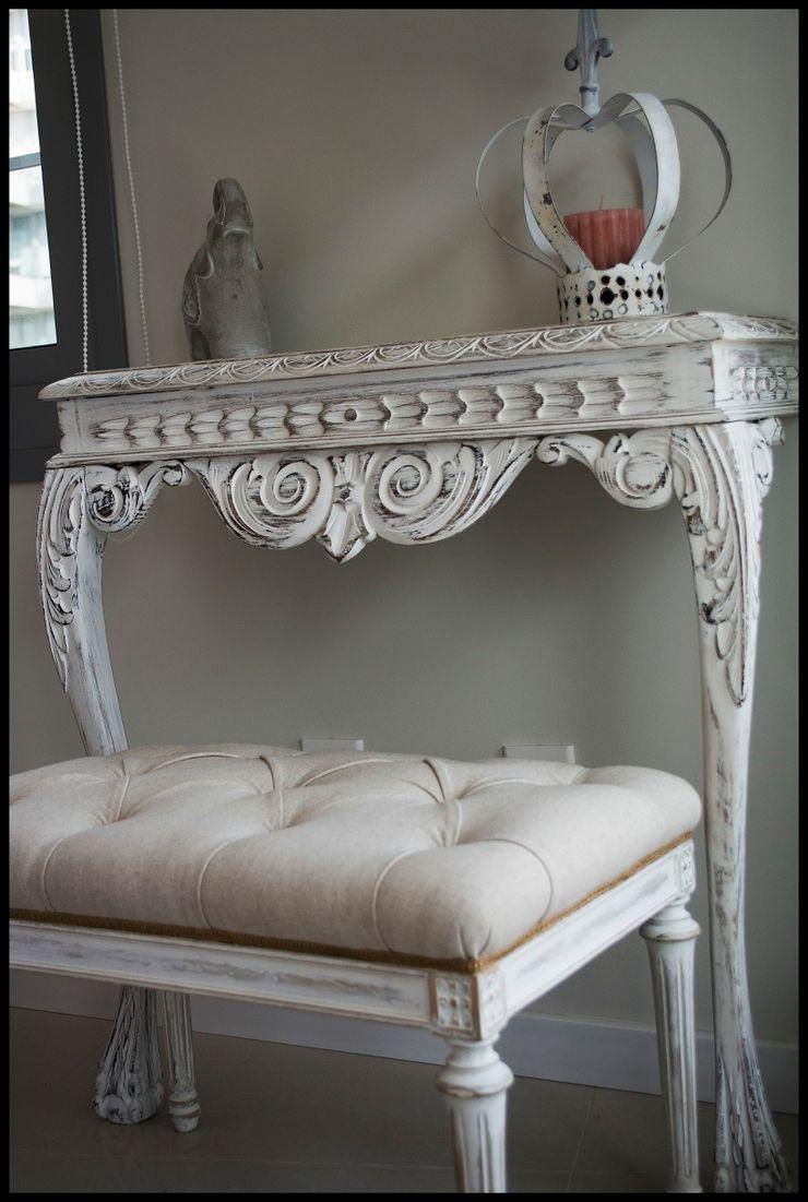 Diseñadora Lucia Casanova BedroomDressing tables