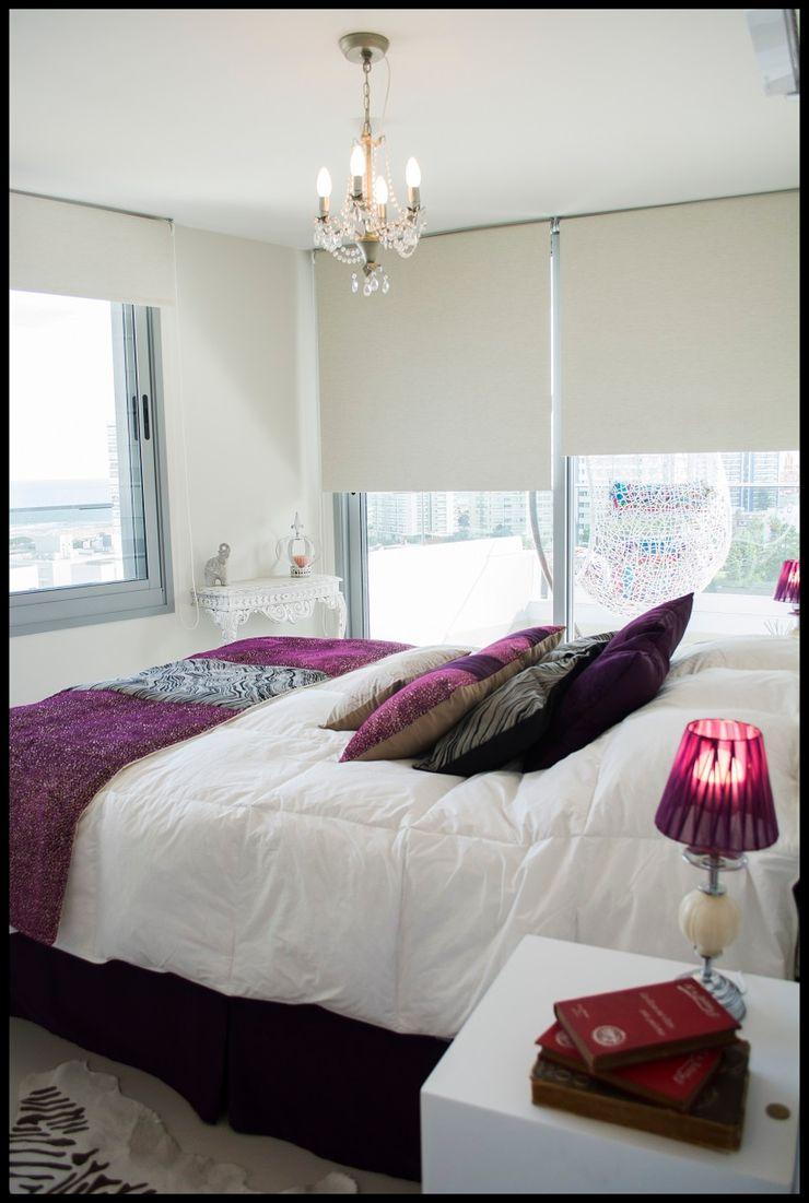 Diseñadora Lucia Casanova BedroomTextiles