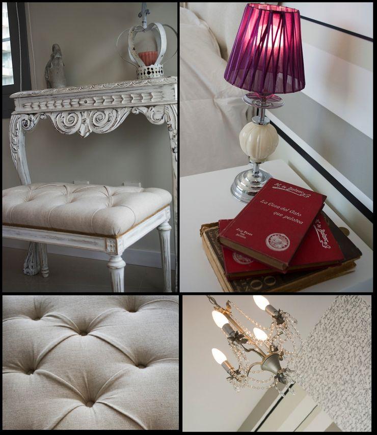 Diseñadora Lucia Casanova BedroomAccessories & decoration
