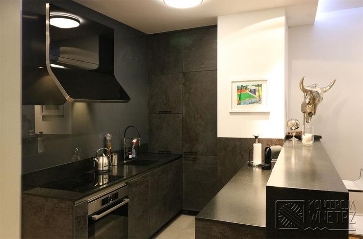 Koncepcja Wnętrz Modern Kitchen