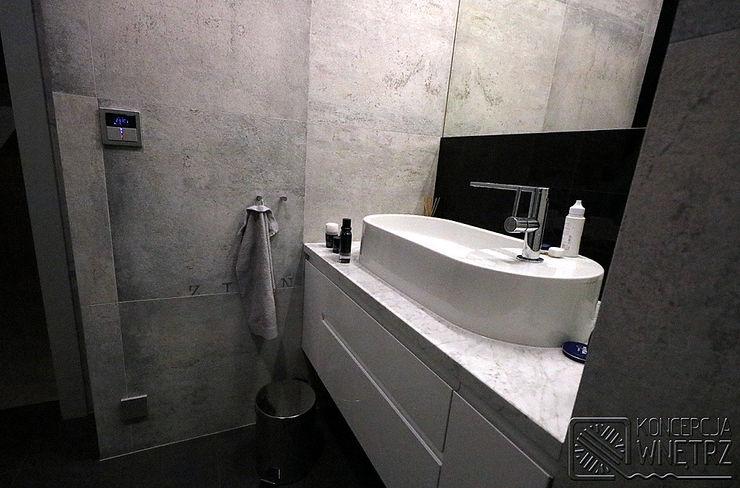 Koncepcja Wnętrz Modern Bathroom