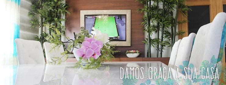 Andreia Louraço - Designer de Interiores (Email: andreialouraco@gmail.com) ComedorBuffet y cómodas Blanco