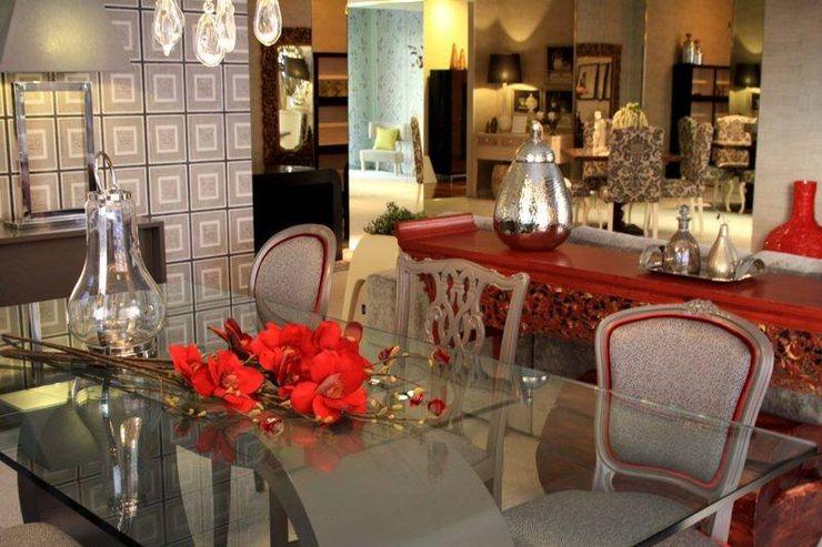 Carla Batista Interiores Modern dining room