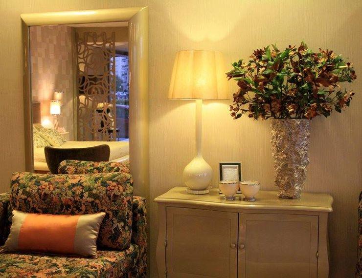 Carla Batista Interiores Living room
