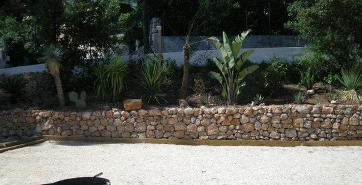 Les jardins de Laurent Modern Garden