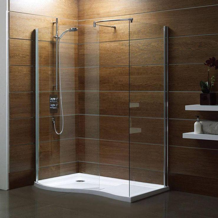 GOLD YAPI DEKORASYON - İÇ MİMARLIK TASARIM VE PROJE Modern Bathroom