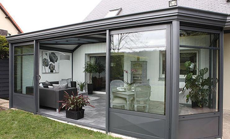 MDR createur d'espace Modern houses