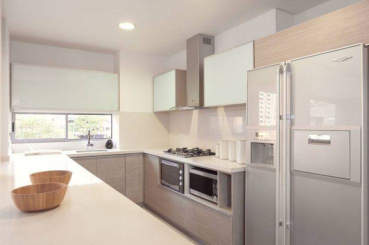 Ambientes Visuales S.A.S ห้องครัว
