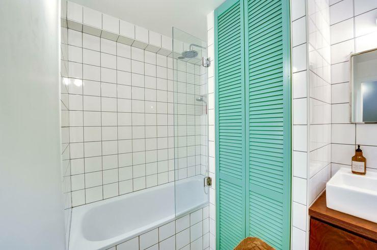 blackStones Ванна кімната Керамічні Зелений