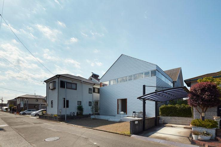 小泉設計室 Minimalist house