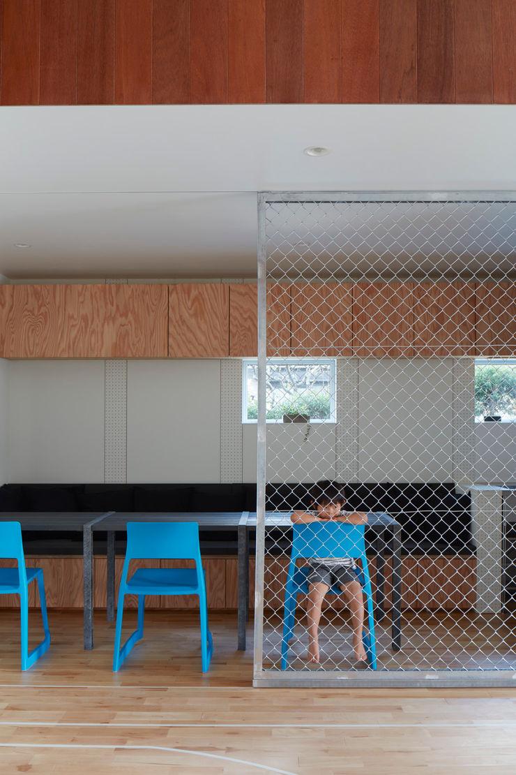 小泉設計室 Minimalist dining room