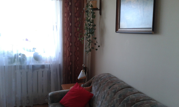 Auraprojekt غرفة المعيشة