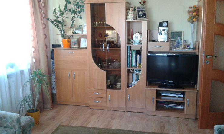 Auraprojekt Minimalist living room