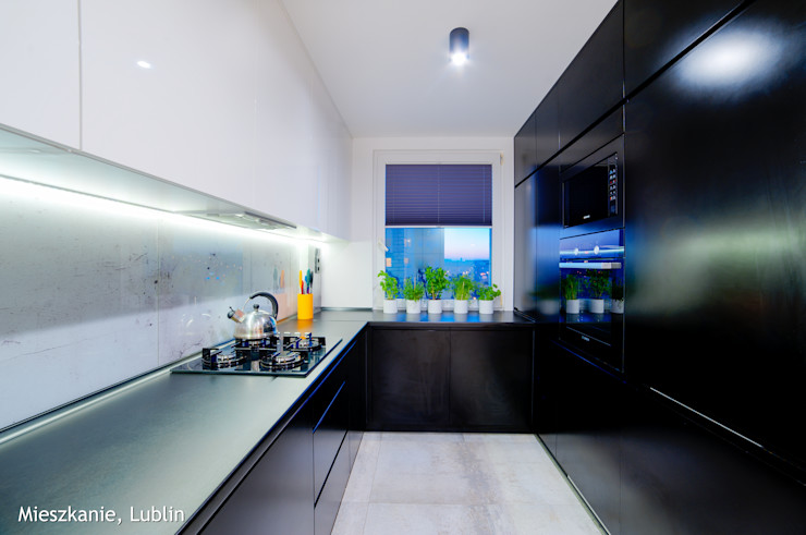 Auraprojekt Minimalist kitchen
