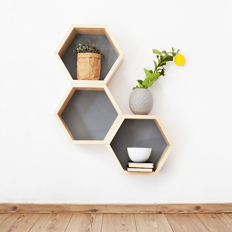 homify HouseholdAccessories & decoration Wood