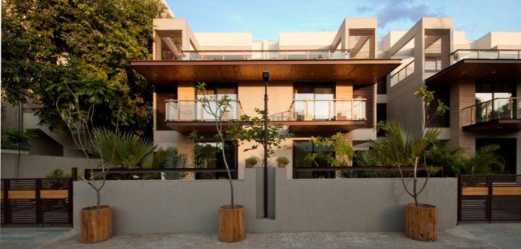 Ahaan Villa - Ahmedabad OPENIDEAS Modern houses