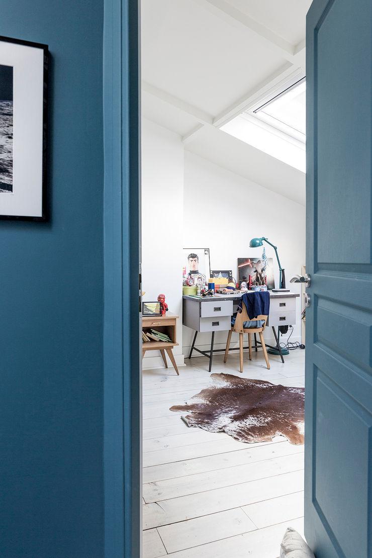 Chambre enfant Olivier Stadler Architecte Chambre moderne