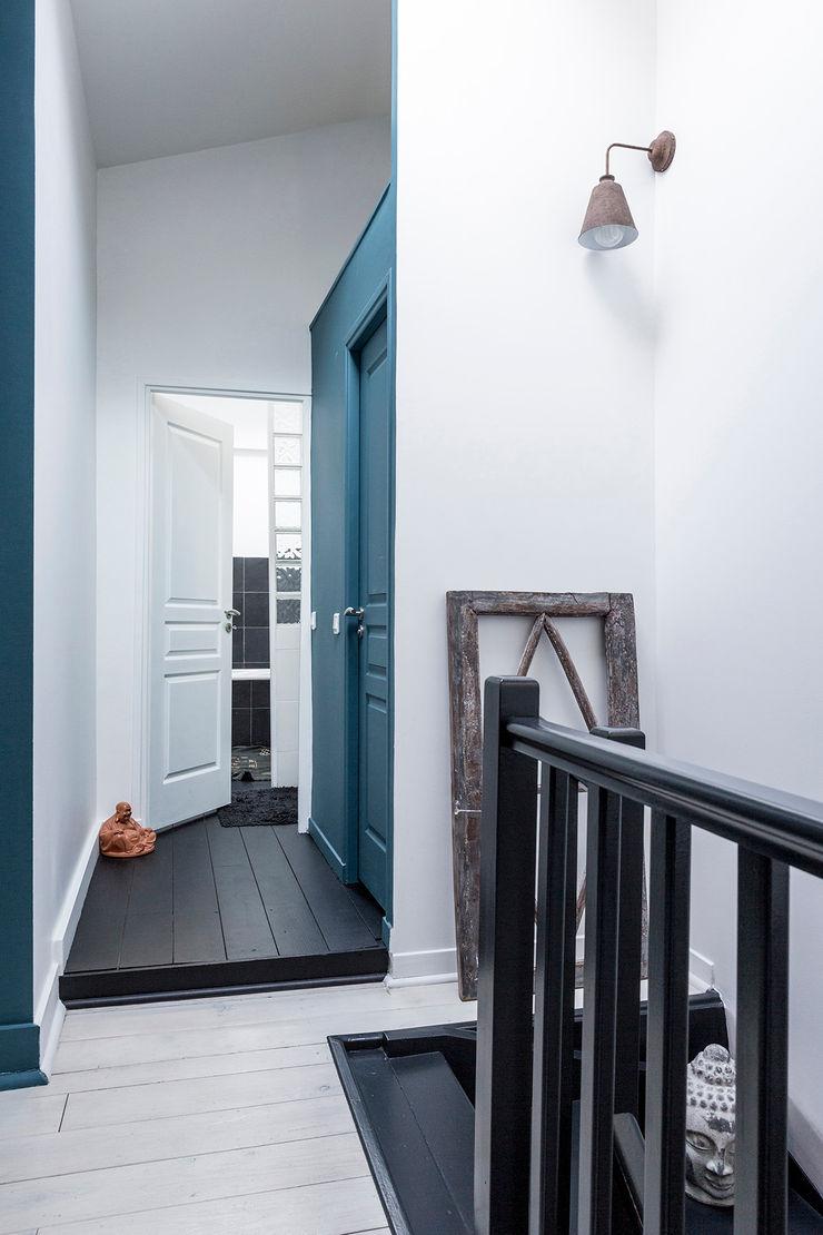 Couloir Olivier Stadler Architecte Couloir, entrée, escaliers modernes