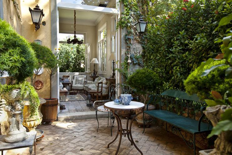 Casa de Campo Helvetia Marcelo Bicudo Arquitetura Jardins de inverno coloniais