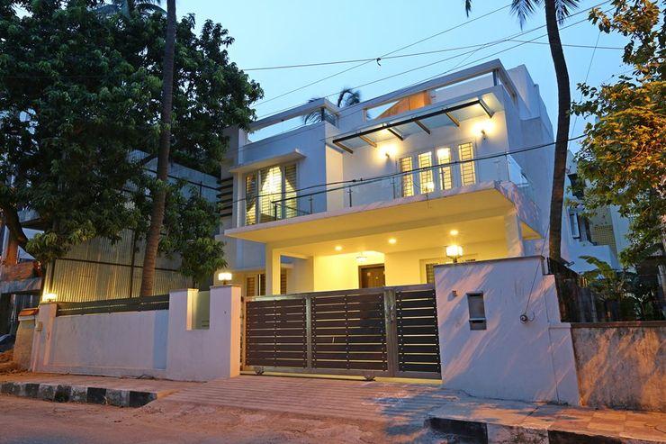 Ansari Architects Rumah Modern