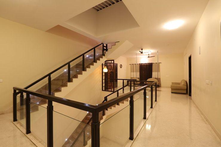 Ansari Architects Koridor & Tangga Modern