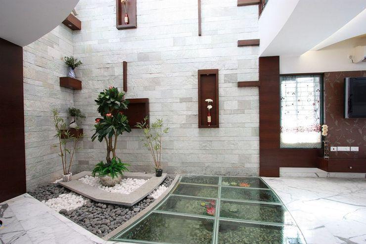 Ansari Architects Jardin moderne