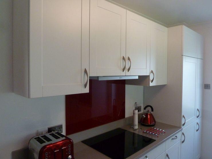 Shaker style Java door and teamed this with Silestone Niebla quartz worktops Zara Kitchen Design Modern kitchen Quartz