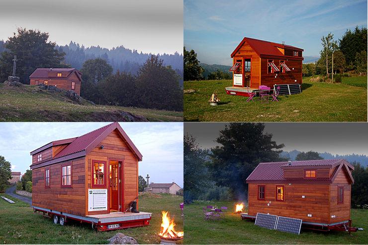 TINY HOUSE CONCEPT TINY HOUSE CONCEPT - BERARD FREDERIC Maisons originales