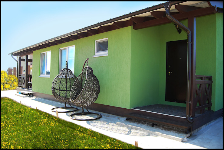 Студия архитектуры и дизайна Вояджи Дарьи Modern houses
