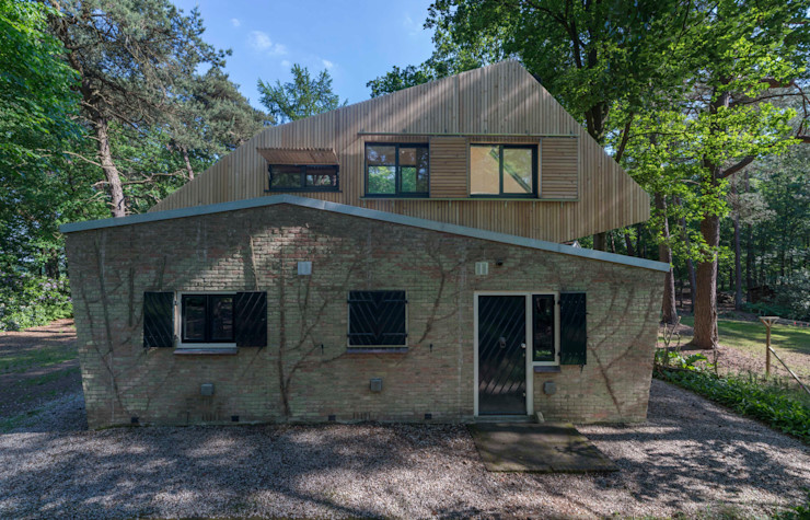 Bloot Architecture Modern houses Wood