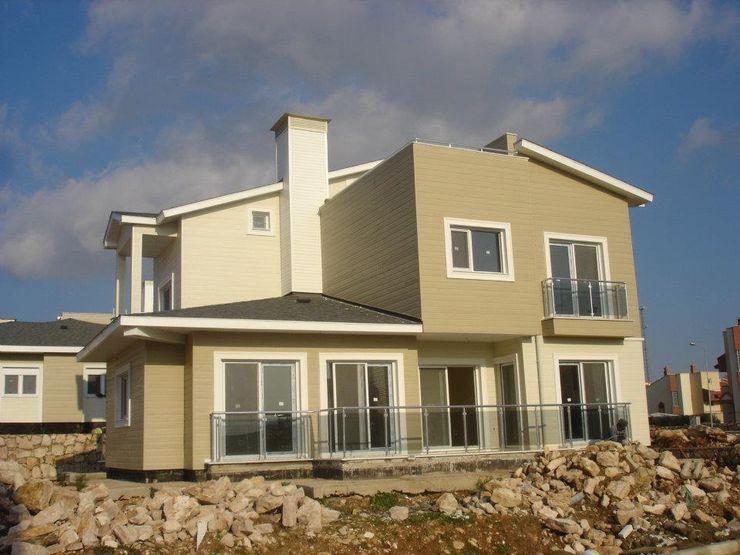 Konutlar Murat Kaya Mimarlik Ltd. Sti. Modern houses