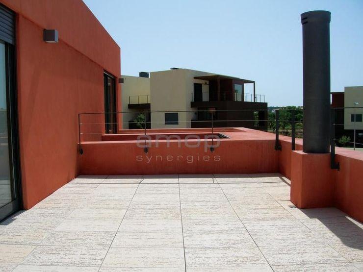 Amop Paredes y pisos modernos