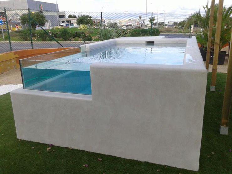 Piscina IBIZA UNIC POOLS® > Piscinas Ligeras Piscinas de estilo minimalista
