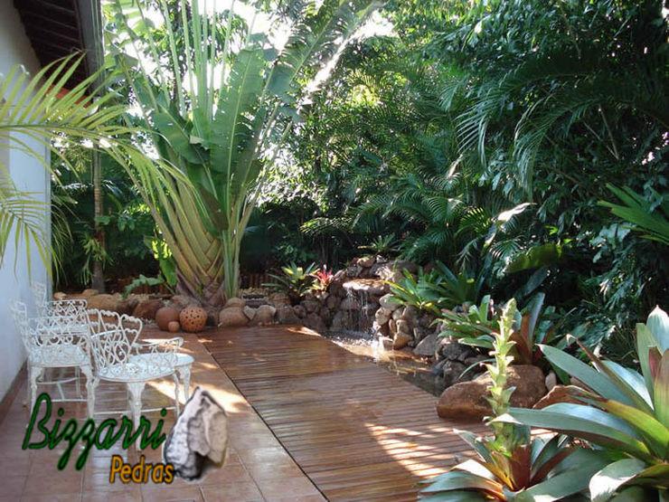 Bizzarri Pedras Rustikaler Garten