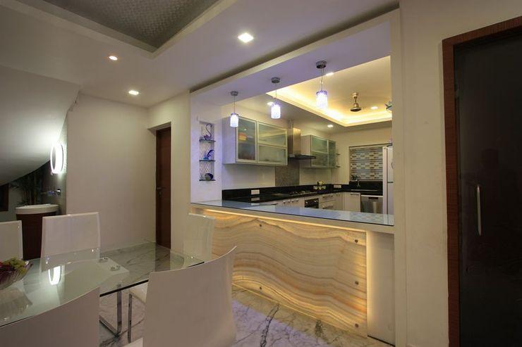 Ansari Architects Dapur Modern
