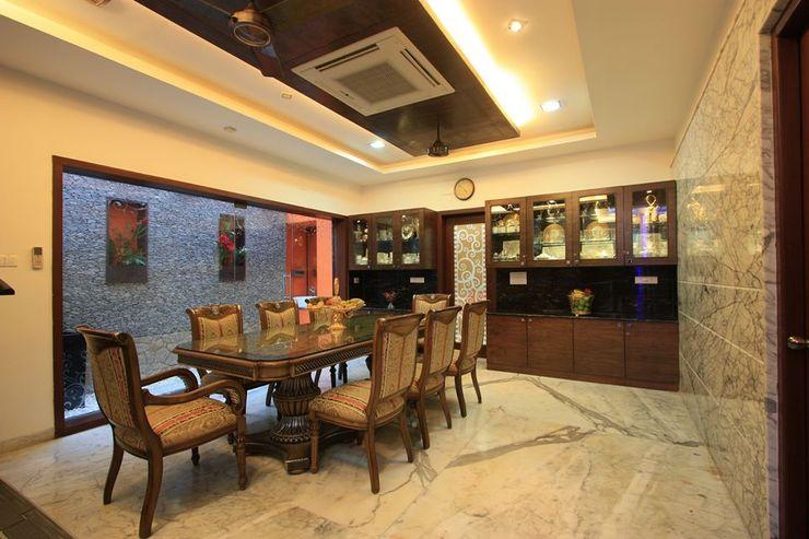 Ansari Architects Moderne Esszimmer