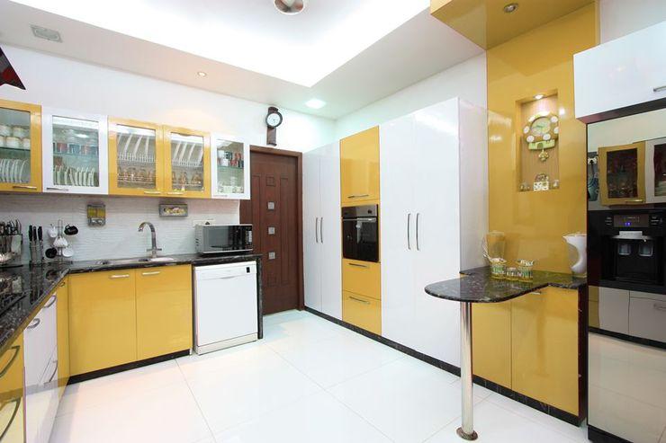 Ansari Architects Moderne Küchen