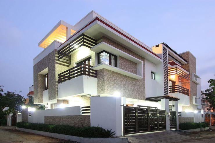 Ansari Architects Moderne Häuser