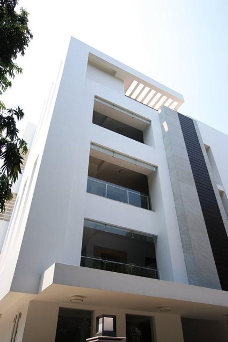 Ansari Architects Будинки
